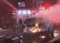 NYC rioters