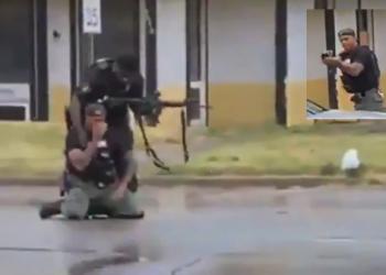 grief-stricken officer