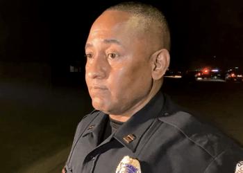 Kansas police officer