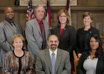 Asheville City Council. Source: https://www.ashevillenc.gov