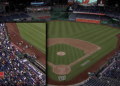MLB game interrupted