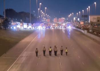 expressway shootings