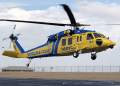 law enforcement helicopter