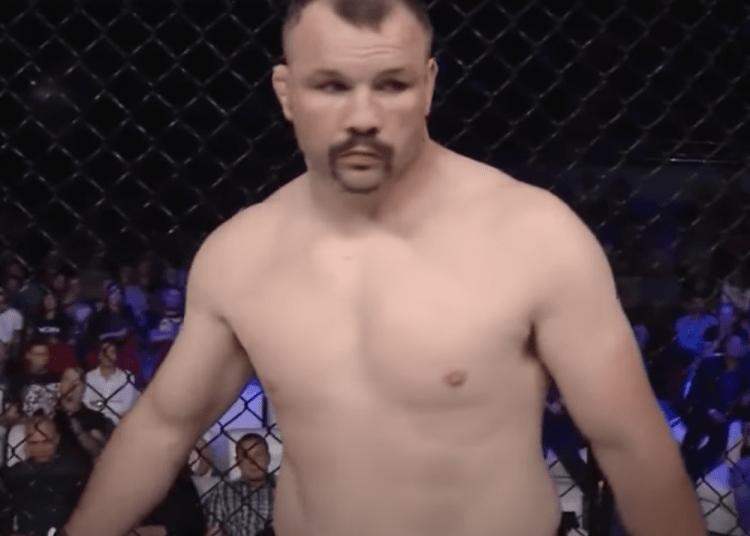 Veteran MMA fighter
