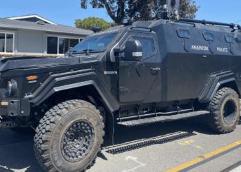 Anaheim SWAT