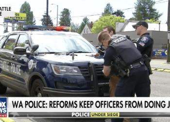 Washington State police