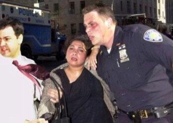 NYPD Officer Chris Amaroso