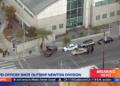 LAPD officer hospitalized